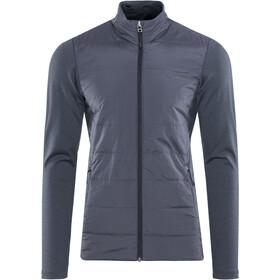 Bergans Stranda Hybrid Jacket Herre dark navy/dark navy mel/dark fogblue